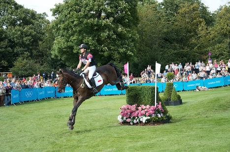 Le Cross des JO : l'un des plus grands moments de sport de l'année | TalkingHorse.net | JO 2012 - Equitation | Scoop.it