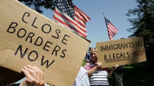 Hundreds Of Protests Planned This Weekend Across U.S. Over Border Crisis