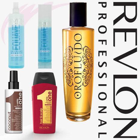 Shampooings et Soins REVLON | Mode - beauté - santé | Scoop.it