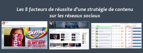 Les 8 facteurs de réussite d'une stratégie de contenu sur les réseaux sociaux - Clément Pellerin - Community Manager Freelance & Formateur réseaux sociaux | Le petit monde des Médias Sociaux | Scoop.it