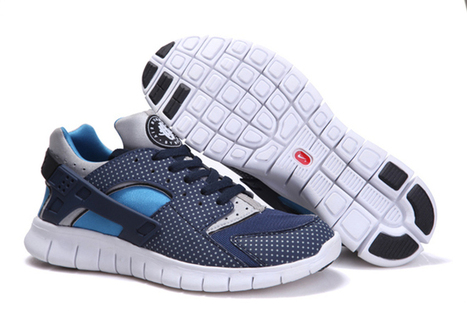 ike Huarache Free 2012 Mid Navy Mid Navy Blue Grey Tide Pool Blue-Mens | my style | Scoop.it