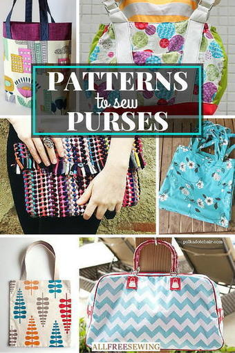 50+  Patterns to Sew Purses | Ladies Community | Scoop.it