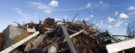 Japon : le casse-tête des déchets post-tsunami | Japan Tsunami | Scoop.it