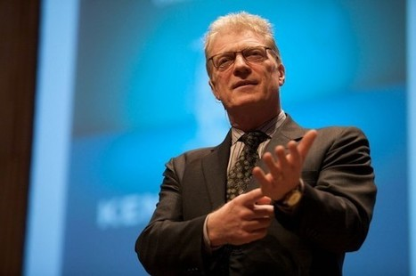 Innovation in the classroom // Sir Ken Robinson | Invisible Children ... | share ideas on contemporary education | Scoop.it
