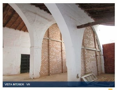 Spain: a decaying winery in Huelva | Architecture and sustainability | Scoop.it