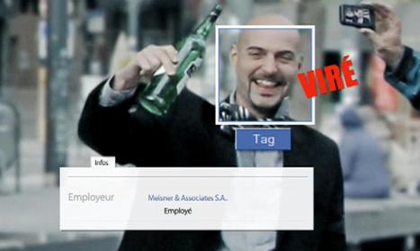 «Facebook te fiche» : une campagne sur les dangers de Facebook | Le Best of FB (and more)! | Scoop.it