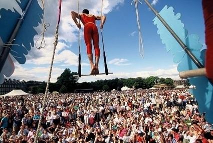 Popular Festivals to Attend Around the World | Travel & tourism | Scoop.it