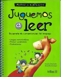 Compartiendo materiales para Primaria: LIBRO: Juguemos a Leer (En PDF) | Aprender y educar | Scoop.it