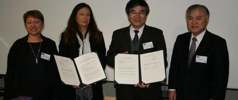 L'Université de Nantes se renforce au Japon sur les matériaux - nantes-just-imagine.com | Study in France | Scoop.it