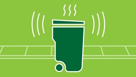 The sweep of the Internet of Things, garbage cans andall | Internet of Things & Wearable Technology Insights | Scoop.it