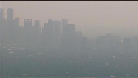 Houston's ozone level improves, but still poor | Citizens' Environmental Coalition (Houston) | Scoop.it