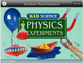 7 Excellent Science Apps for Elementary Students ~ Educational Technology and Mobile Learning | E-Learning - Lernen mit digitalen Medien | Scoop.it