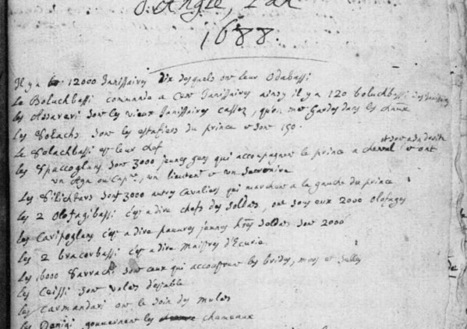 Lulu Sorcière Archive: R comme Rêve d'Orient. #ChallengeAZ | Rhit Genealogie | Scoop.it