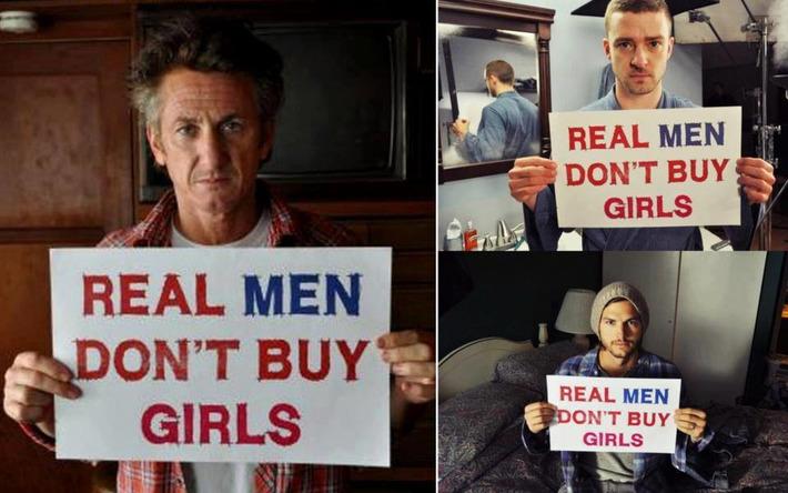Real Men Don't Buy Girls | Herstory | Scoop.it