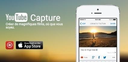 Envoyer une video sur YouTube avec un iPhone | Freewares | Scoop.it