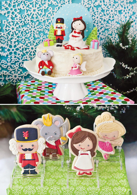 nutcracker-cookies-fondant.jpg (600x852 pixels) | Quebra-nozes | Scoop.it