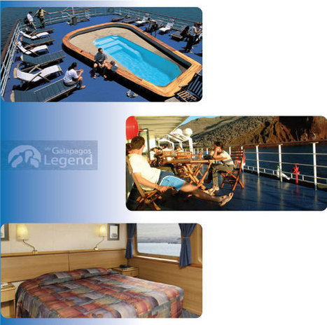 Galapagos Luxury Cruises | Galapagos Legend | Galapagos Ship | Galapagos Island Cruises | Scoop.it