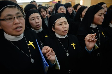 China Could Become the World's Largest Christian Country | Asia, north and South America | Scoop.it
