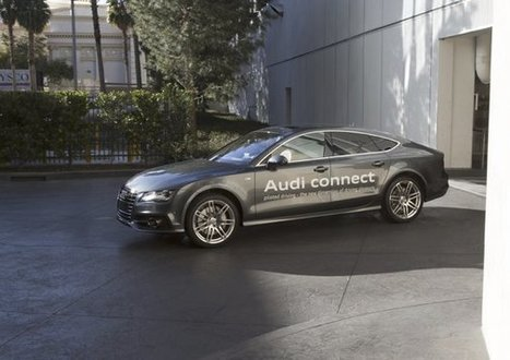 CES 2013: Audi Demonstrates Its Self-Driving Car | Singularity-Pass (English) | Scoop.it