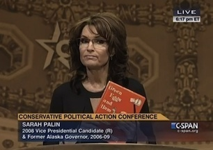 Sarah Palin Taunts 'Obamacare Suckas,' Butchers 'Green Eggs and Ham' at CPAC 2014 | MOVIES VIDEOS & PICS | Scoop.it