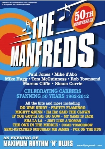 THE OFFICIAL MANFREDS WEBSITE | Reeling in the Years | Scoop.it