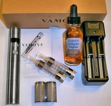 Crystal Canyon Vapes Eliquid: Vamo v5 Kits | Crystal Canyon Vapes | Scoop.it
