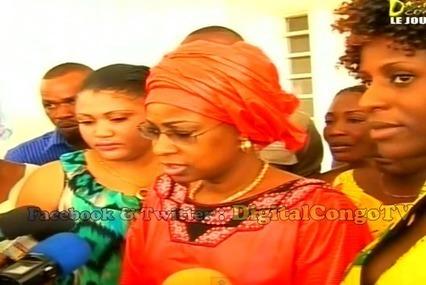 Olive Lembe Kabila VISITE la Veuve du Général MAMADOU NDALA [Vidéo] | CONGOPOSITIF | Scoop.it
