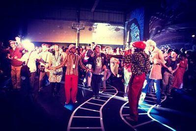 Dimanche, on danse   Site de Rennes, Ville et Métropole   performances, expos à Rennes   Scoop.it