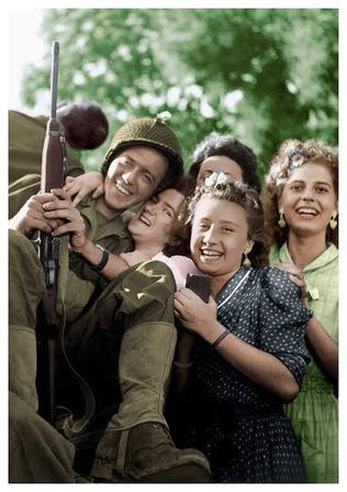 Août 1944, le combat pour la liberté – Google Cultural Institute | Revue de tweets | Scoop.it