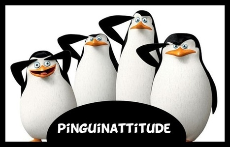 Adopte la Pinguinattitude - Pinguinalité | SEO & Web | Scoop.it