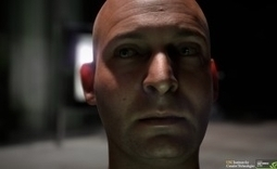 Goodbye Uncanny Valley: NVIDIA's 'Face Works' Brings Shocking Realism To Facial Animation | Tracking Transmedia | Scoop.it