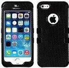 myLife (TM) Black - Carbon Fiber Series (Neo Hypergrip Flex Gel) 3 Piece Case for iPhone 5/5S (5G) 5th Generation iTouch Smartphone by Apple (External 2 Piece Fitted On Hard Rubberized Plates + Int...   Comfy Underwear for Men   Scoop.it