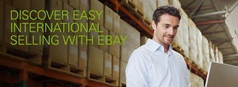 מוכר מישראל ~ eBay ~ מאפשרת הצטרפות לתוכנית השילוח הגלובלית | זירות מסחר אלקטרוני | Scoop.it