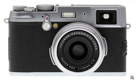 Fujifilm FinePix X100 Camera - Review | Compact Camera (Particularly Fuji X10 and X100) | Scoop.it
