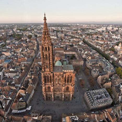Le défi des bâtisseurs | Projet transmedia la cathédrale de Strasbourg | Éducation, TICE, culture libre | Scoop.it
