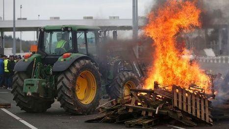 Dossier : les agriculteurs en colère - L'express/L'Expansion   Le Fil @gricole   Scoop.it