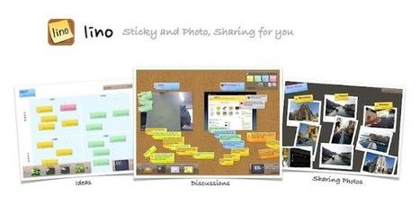 lino - Sticky & Photo Sharing - Applications Android sur GooglePlay | Folkbildning på nätet | Scoop.it