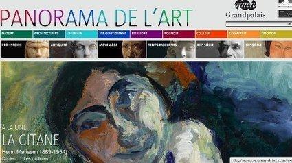 Visite en ligne : les meilleurs sites dédiés à l'histoire de l'art | Cabinet de curiosités numériques | Scoop.it