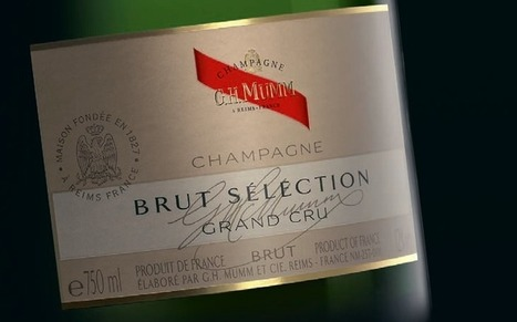 G.H. Mumm complète sa gamme de Grand Cru de Champagne | champagne & marketing | Scoop.it