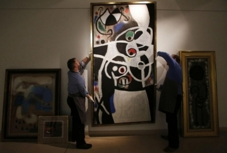 Portugal plans to sell Miró paintings despite auction cancellation | Adamastor | Scoop.it