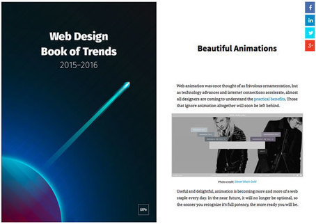 Web design trends 2015-16: the long scroll | Web Design | Scoop.it
