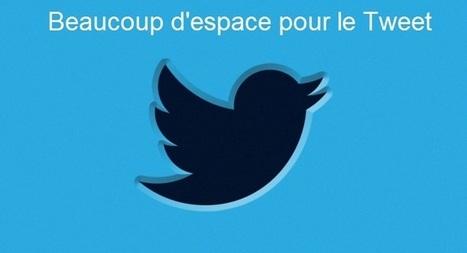 Officiel : Twitter ne compte plus les images et mentions dans les 140 caractères du Tweet | Web information Specialist | Scoop.it