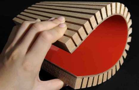 Quand le bois devient flexible! | CODIFAB | Scoop.it