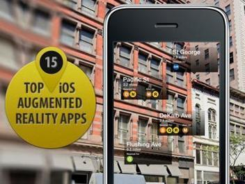 Top 15 augmented reality apps for iPhone and iPad | Edupads | Scoop.it