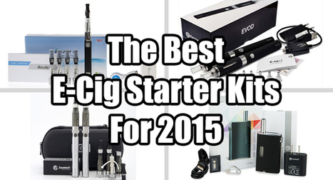 Vote for the Best E-Cig Starter Kit for 2015 - | E-Cigarettes | Halo Cigs | Scoop.it
