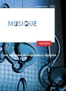 Musique/innovation/startups : découvrez la lettre de veille de Cap Digital dédiée à la musique | L'OBOE SOMMERSO | Scoop.it