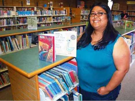 Assistant librarian: Books & eBooks go together like stairs & elevators - Manteca Bulletin | eBook News & Reviews | Scoop.it