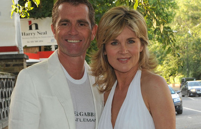 Anthea Turner kicks out her husband over an affair | myproffs.co.uk - Entertainment | Scoop.it