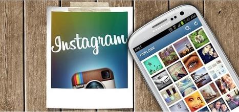 Instagram diffuse 13 fois plus de publicité qu'il y a 5 mois | Chiffres et infographies | Scoop.it