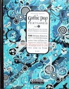 Arkivia - Gothic Pop Textures Vol.2 + CD Ro   LIZYBIZ TEXTILE PRINTS   Scoop.it